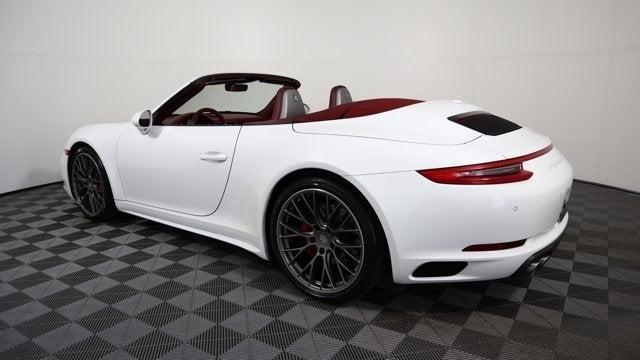 2017 Porsche 911 Carrera 4s Cabriolet Daytona Beach Fl